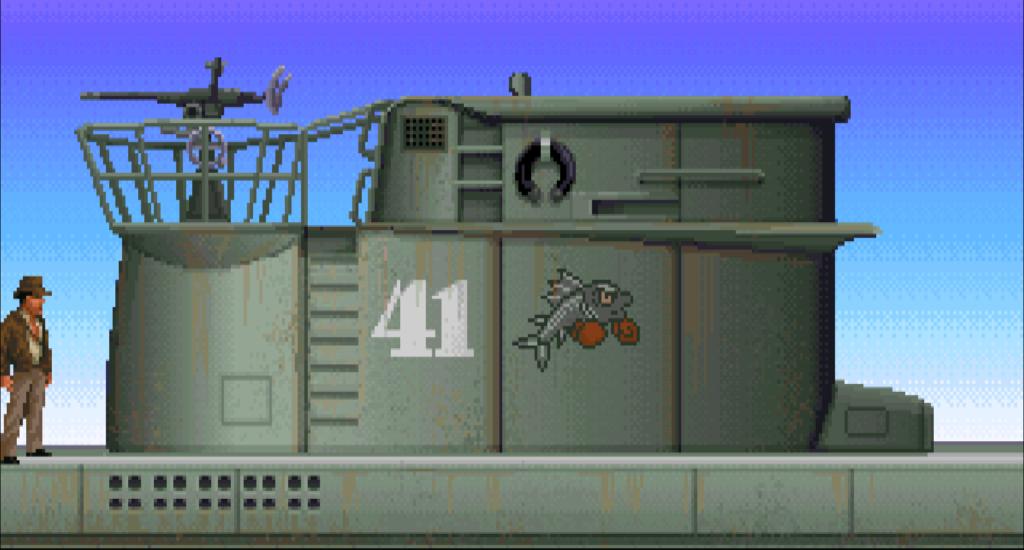 U-boat 41