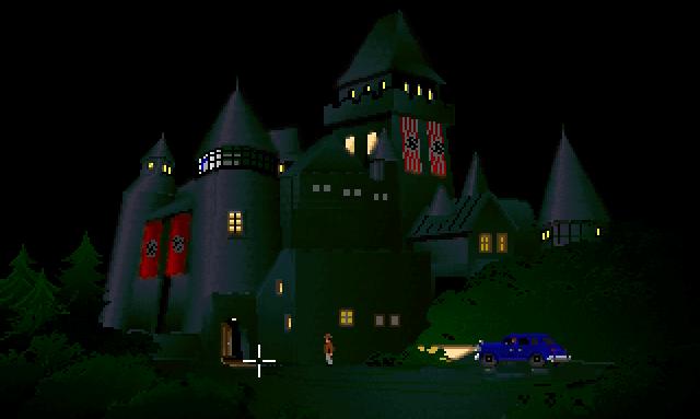Tajomný hrad