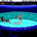 Nie je to Street Fighter II ani Mortal Kombat. Je to proste SQ ;) A samozrejme opät sa to zopakuje v SQ6.