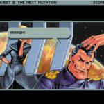 Veľký šéf Quirk v komixovom podaní. Nemám ho rád, nemám...