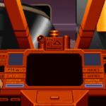 Tak trochu Wing Commander. Opäť otravné cestovanie.